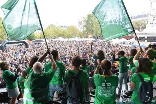Alternatiba Paris