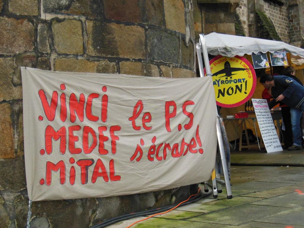 NDDL Marché de Noel St Brieuc
