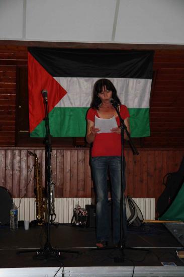 Un bateau français pour Gaza  -Soirèe Bretonne Fest Noz