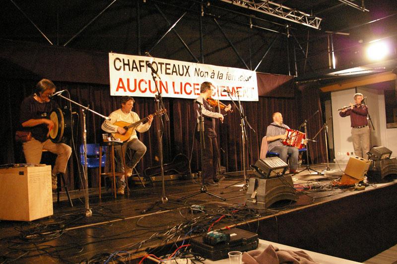 Soirée 17 Oct 2009