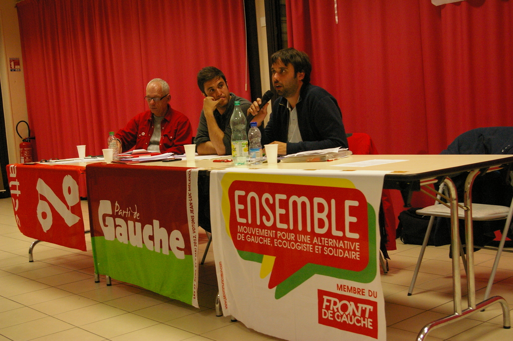 meeting Saint-Brieuc