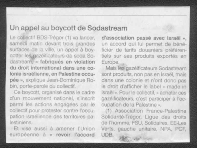 BDS en France