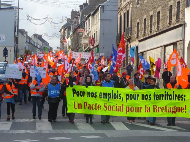23 nov 2013 pour l'emploi en Bretagne
