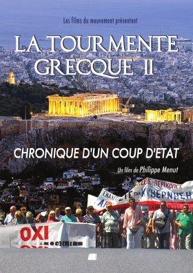 Affiche la tourmente grecque ii 9caf9