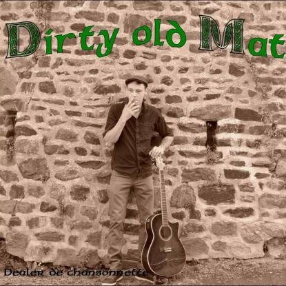 Dirty old mat