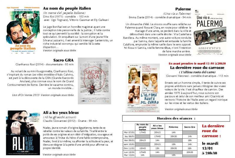 Fest film italien