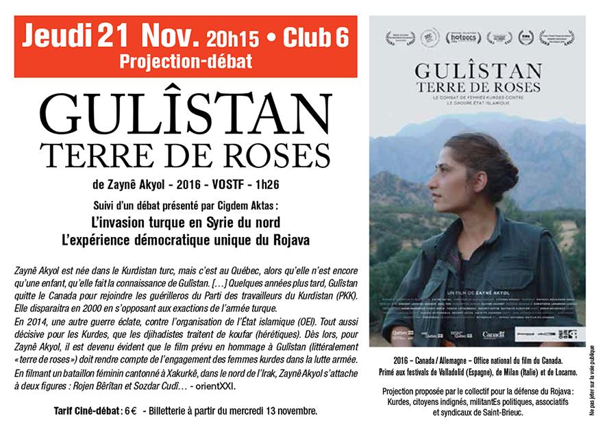Gulistan terre de roses club 6