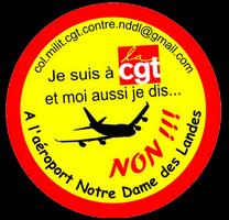 Logo nddl cgt