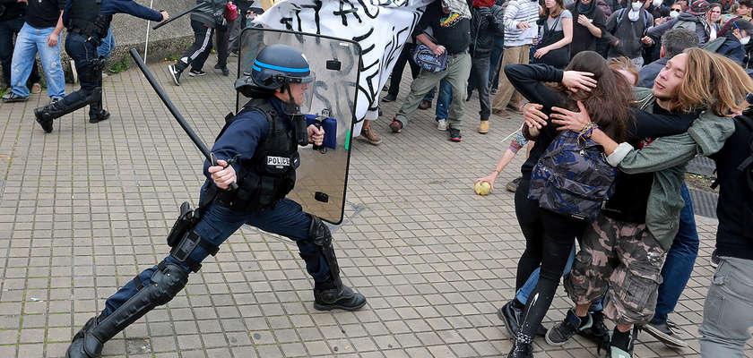 Loi travail : Le manifestant, ce délinquant…