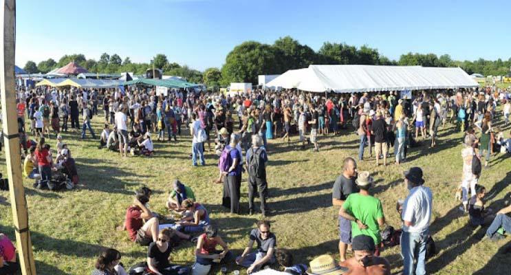 NDDL : succès du 16ème rassemblement estival