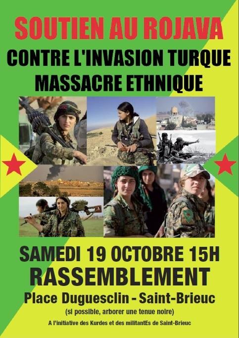 Rojava 19 oct