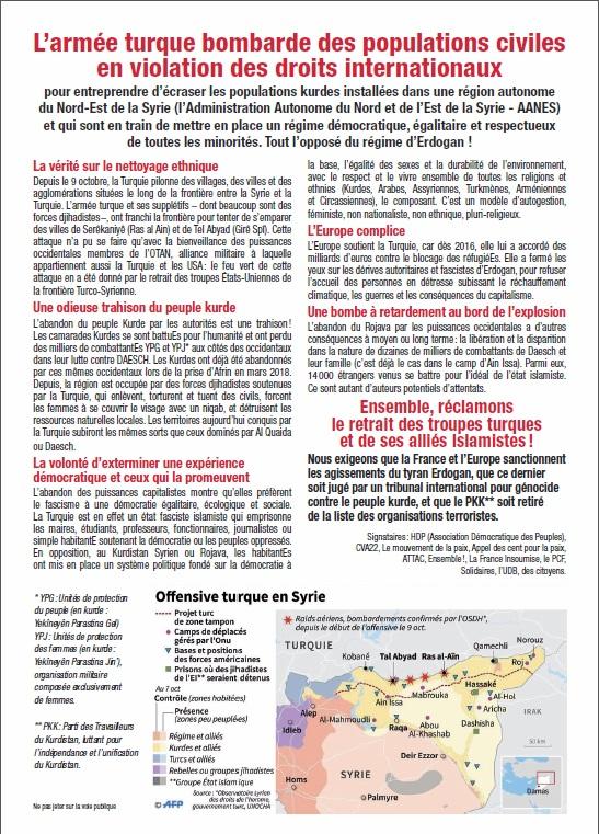 Rojava 19 oct2