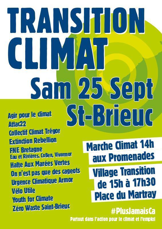Visuel journee climat et transition
